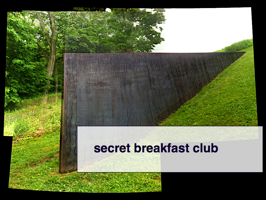 secret breakfast club